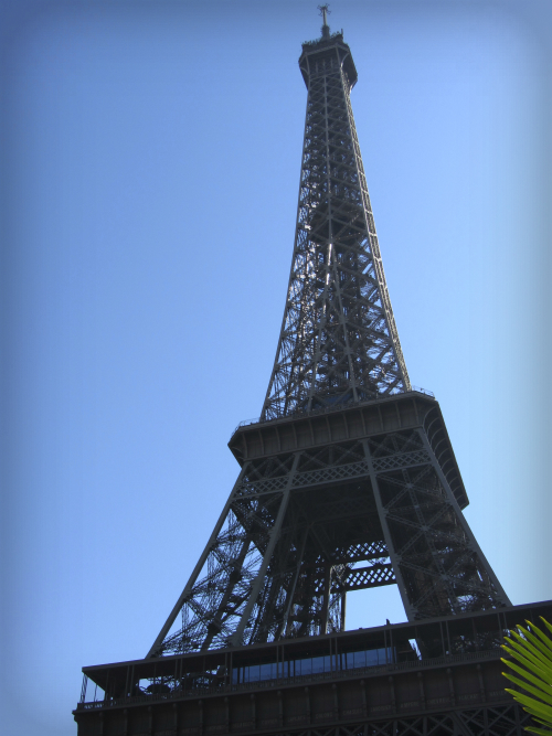 Eiffel Tower Facts: Photo by Bettina Moss.