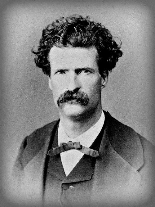 Mark Twain By Abdullah Frres 1867 Image Wikipedia