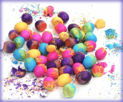 Cascarones Easer Eggs Image Amols Party Supplies San