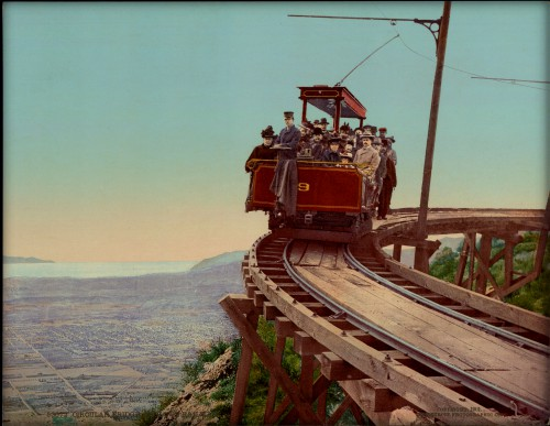 Victorian Era Photochrom Postcards: San FranciscoLibrary of Congress.