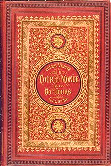 Around the world, 1873 first edition.