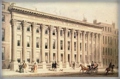 Royal Institution: Thomas Shepherd, 1838.