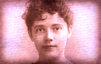 Elizabeth Bisland, 1891, After Racing Nellie Bly.