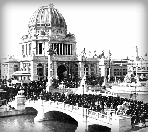 Chicago World's Fair. Image: Wikipedia.