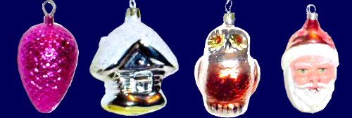 Christmas Ornaments.