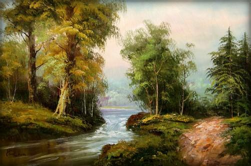 William Henry Jackson, Muddy Pond Rutland VT, May 1861-2. Image: Wikipedia.